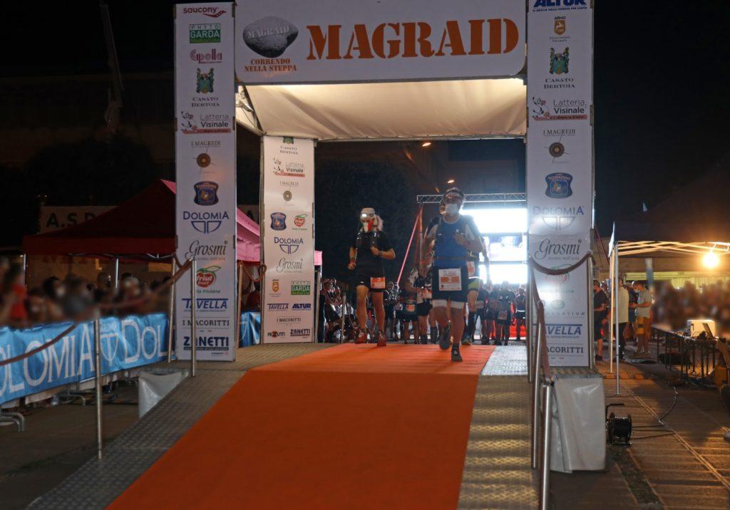 Partenza Magraid 2021